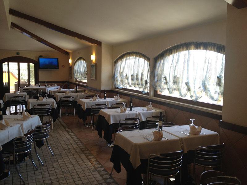 Hotel - La Locanda del cavaliere - Il ristorante