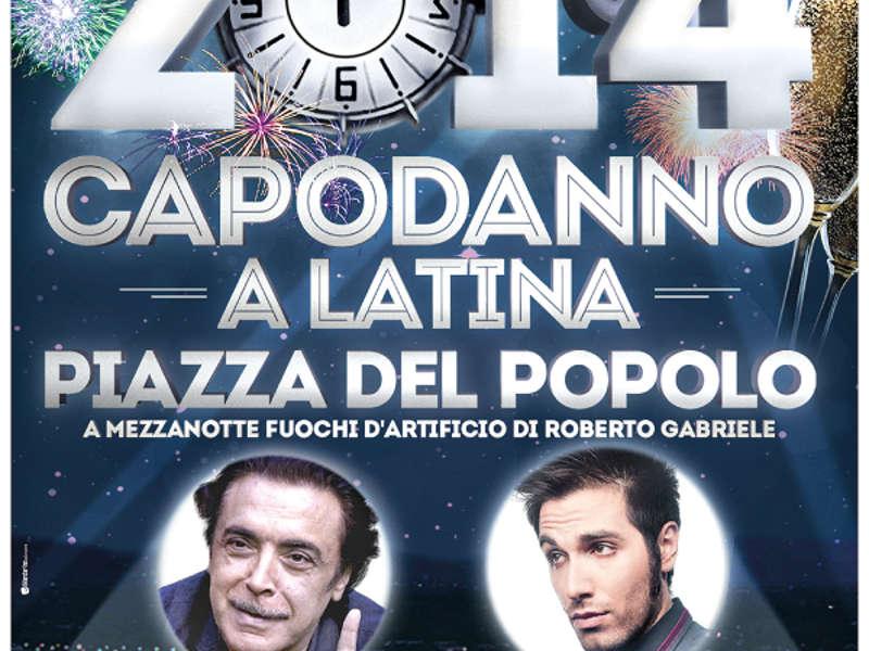 Capodanno 2014 in piazza a Latina