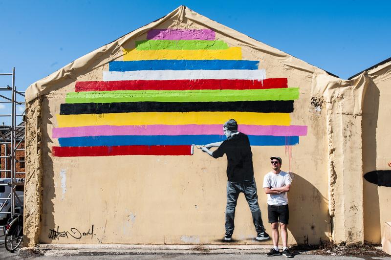 Nella provincia di Latina lo Street Art Festival